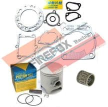 Honda CR250 CR 250 1990 Mitaka Top End Rebuild Kit Inc Piston & Gaskets
